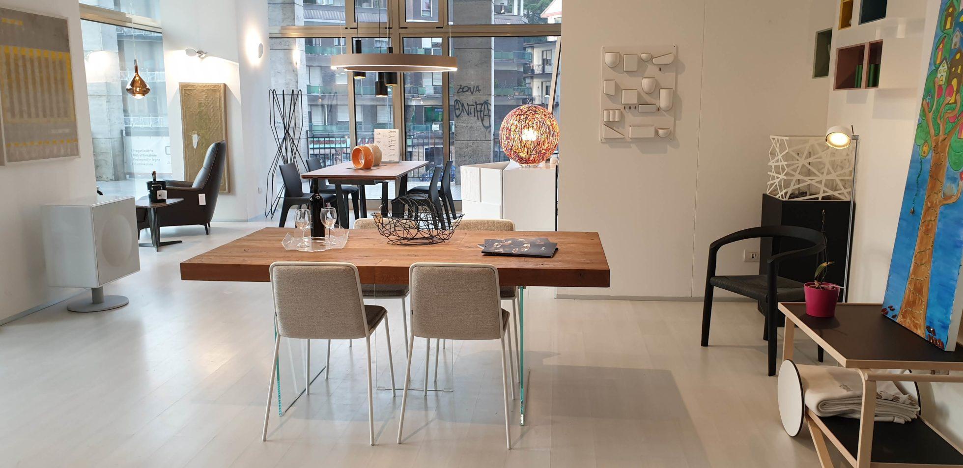 Tavolo Air Wildwood Allungabile Onsite Design