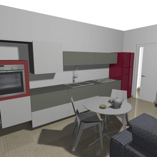 Progetto appartamento Avellino (AV)