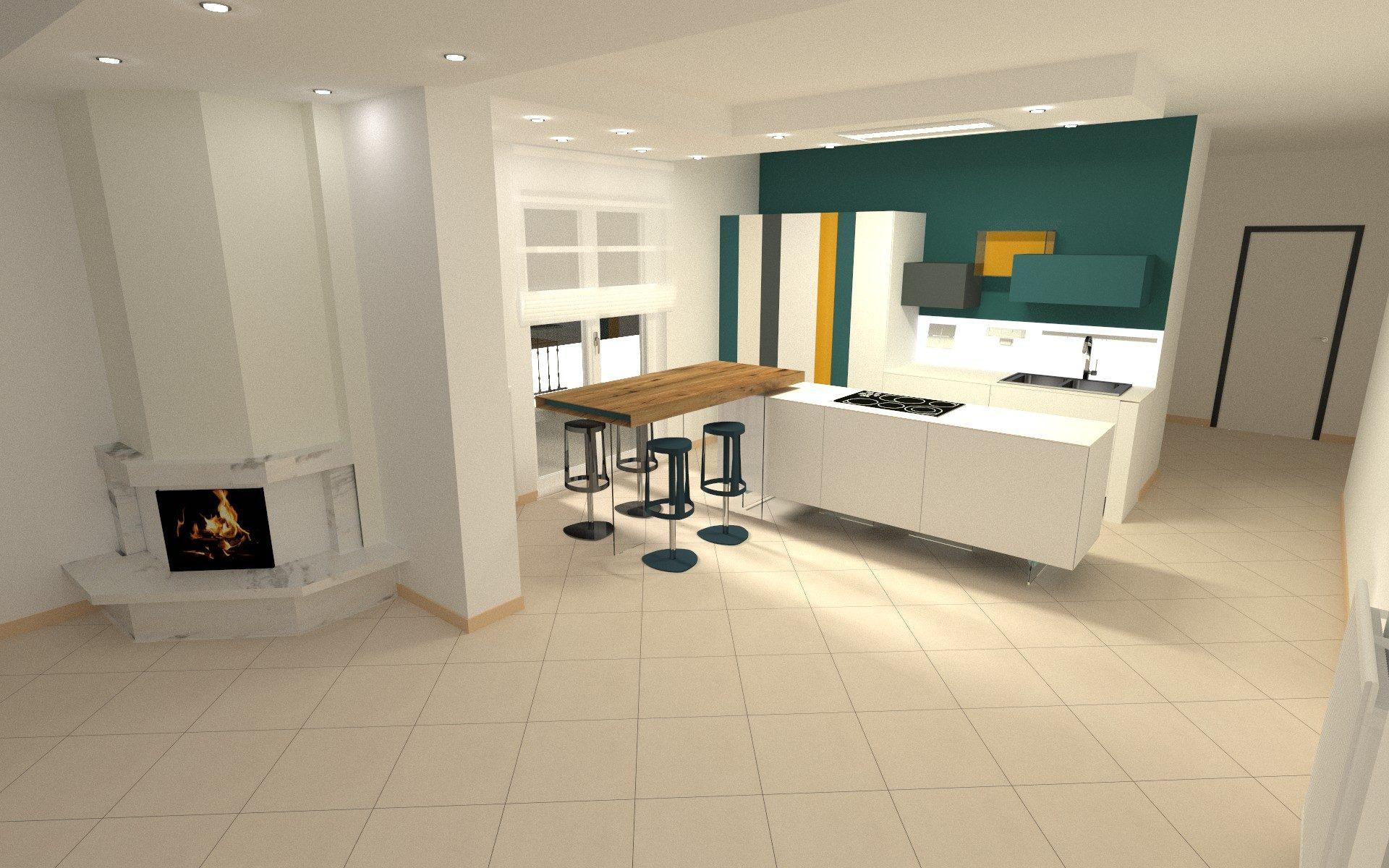Arredamento E Casalinghi Avellino.Progetto Villa Avellino Onsite Design