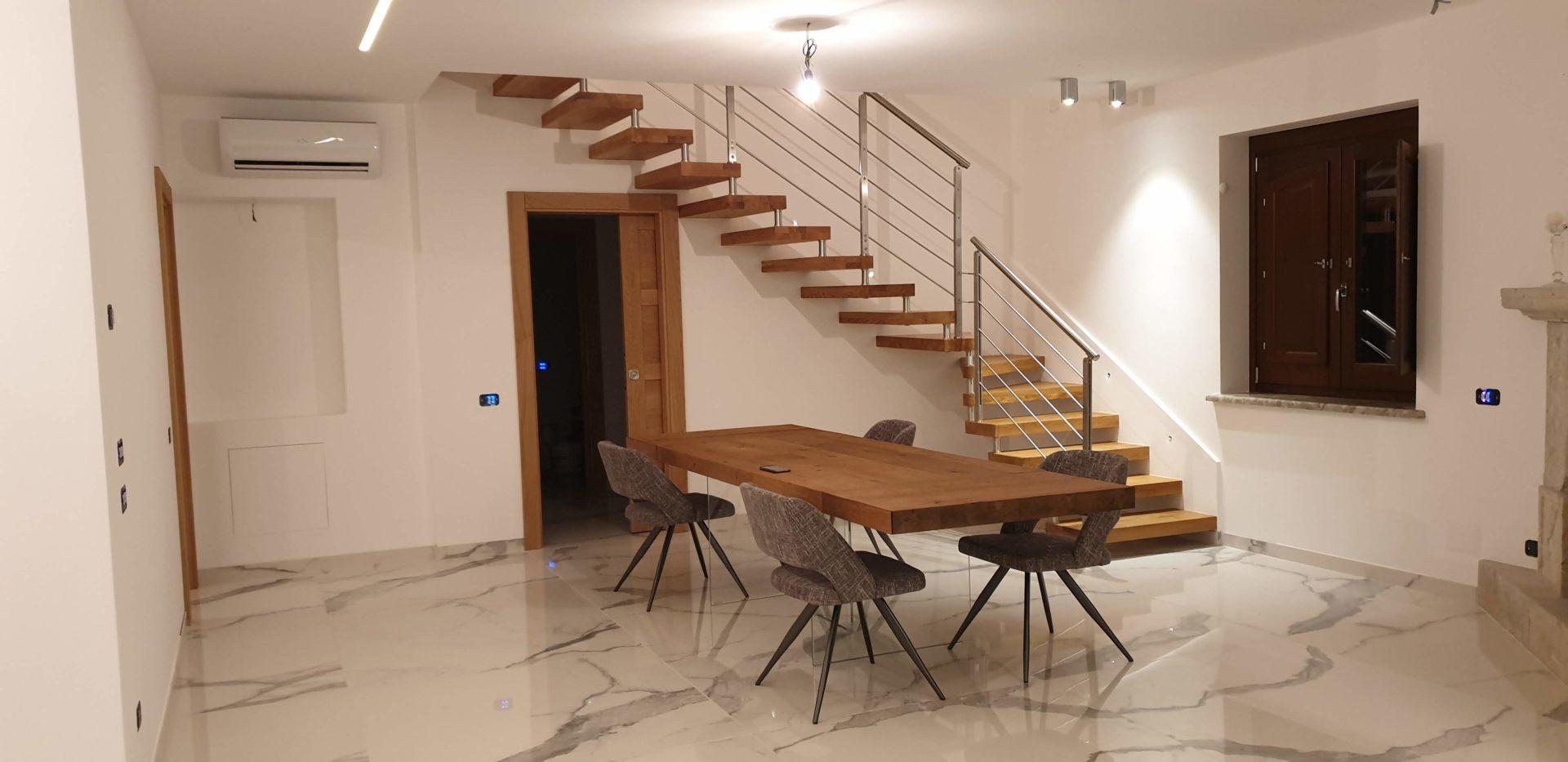 Mobili Avellino E Provincia progetto villa d.s. provincia di avellino - onsite design