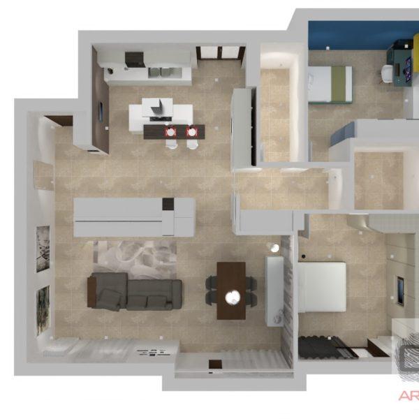 Progetto Arredamento casa Avellino